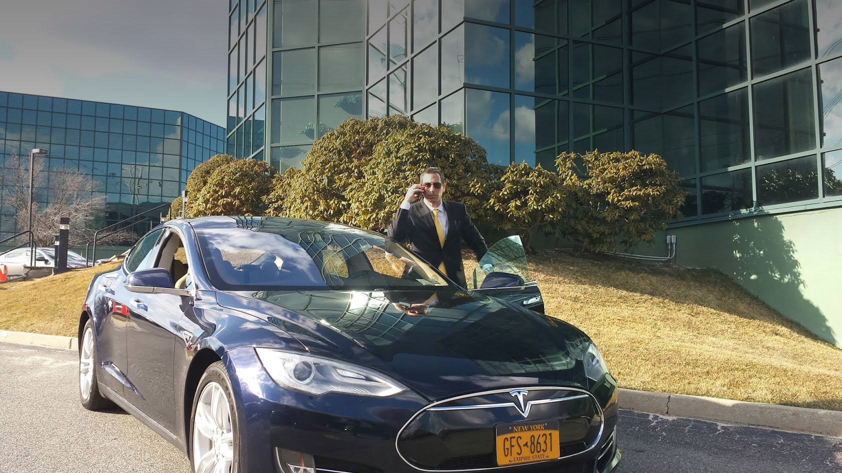 first year tesla model s
